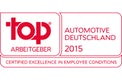 TOP Arbeitgeber Automotive 2015