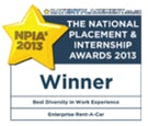 NATIONAL PLACEMENT & INTERNSHIP AWARD