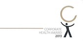 Corporate Health Award 2013