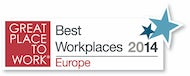 Europe Best Workplaces 2014