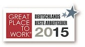 Great Place to Work 2015