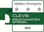 Hidden Champion CLEVIS Siegel