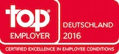 Top Employer Germany 2016