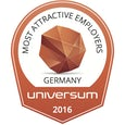 Universum Most Attractive Employers 2016