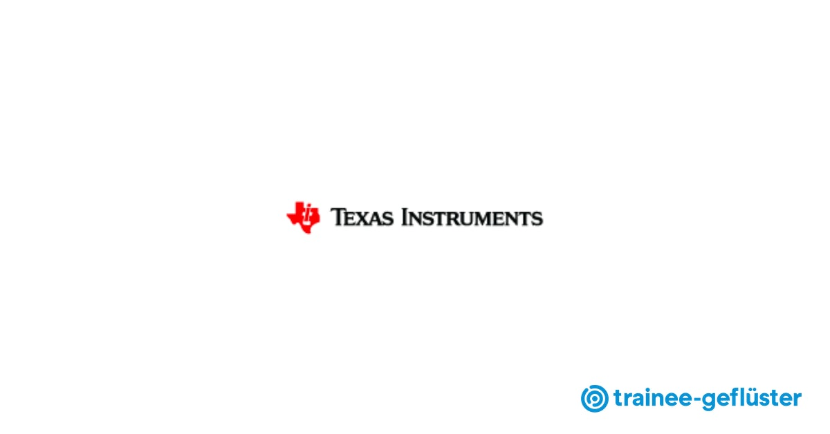 trainee bei texas instruments freie stellen informationen. Black Bedroom Furniture Sets. Home Design Ideas
