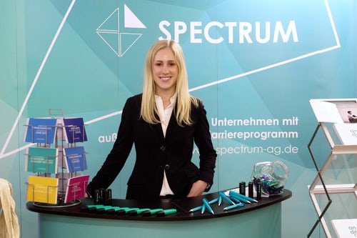 Recruiterin bei SPECTRUM AG