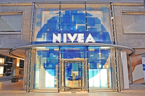 Nivea-Haus in Hamburg