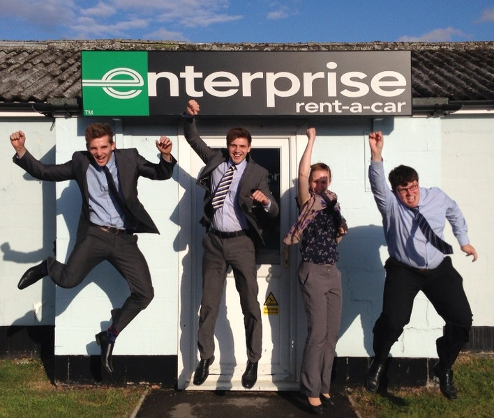 Enterprise Rent-A-Car Trainee