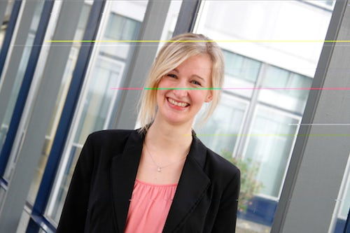 Management Trainee Anna-Lena Schröder