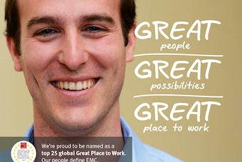 GREAT people, GREAT possibilities, GREAT place to work